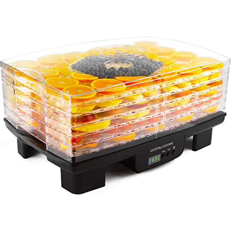 Andrew James Black Digital Dehydrator-1