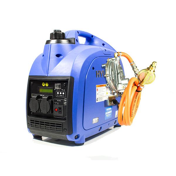 Hyundai 2000w Portable Petrol Inverter Generator HY2000Si LPG | Hyundai Power Equipment