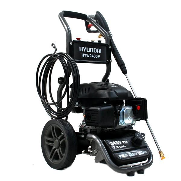 Hyundai 2465psi Petrol Pressure Washer HYW2400P | Hyundai Power Equipment