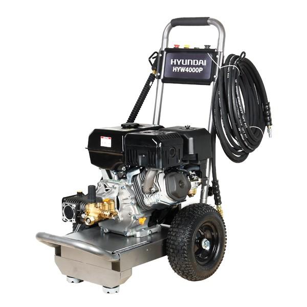 Hyundai 4000psi Petrol Pressure Washer HYW4000P | Hyundai Power Equipment