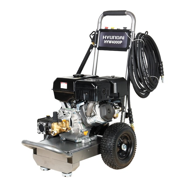 Hyundai 4000psi Petrol Pressure Washer HYW4000P | Hyundai Power Equipment