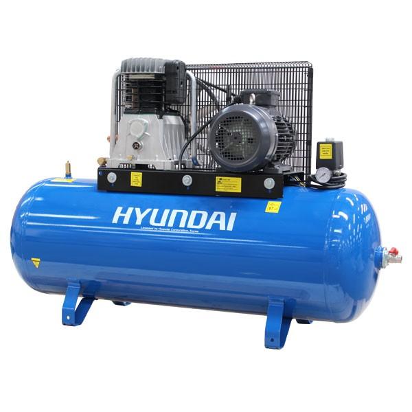 Hyundai 4kW / 5.5hp Air Compressor HY55200-3 | Hyundai Power Equipment