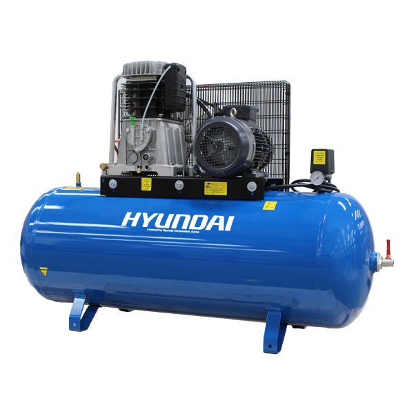 Hyundai 5.5kW / 7.5 HP Air Compressor HY75270-3   Hyundai Power Equipment