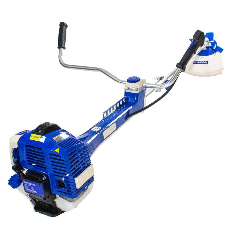 Hyundai 50.8cc Anti-Vibration Grass Trimmer / Brushcutter HYBC5080AV | Hyundai Power Equipment