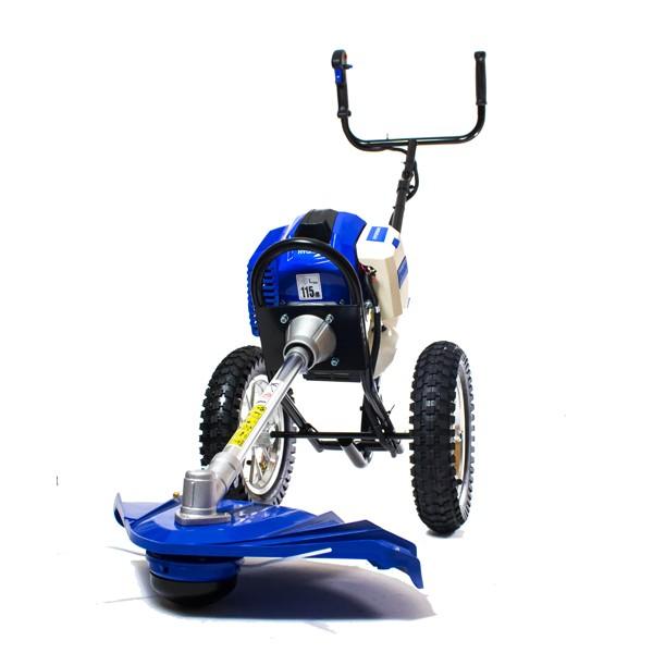 Hyundai 50.8cc Wheeled Grass Trimmer / HYWT5080 | Hyundai Power Equipment