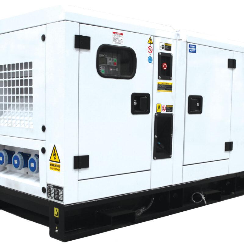 Hyundai DHY22KSE 1500rpm 22kVA Three Phase Diesel Generator | Hyundai Power Equipment