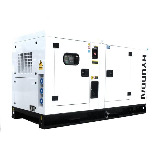Hyundai DHY28KSE 1500rpm 28kVA Three Phase Diesel Generator   Hyundai Power Equipment