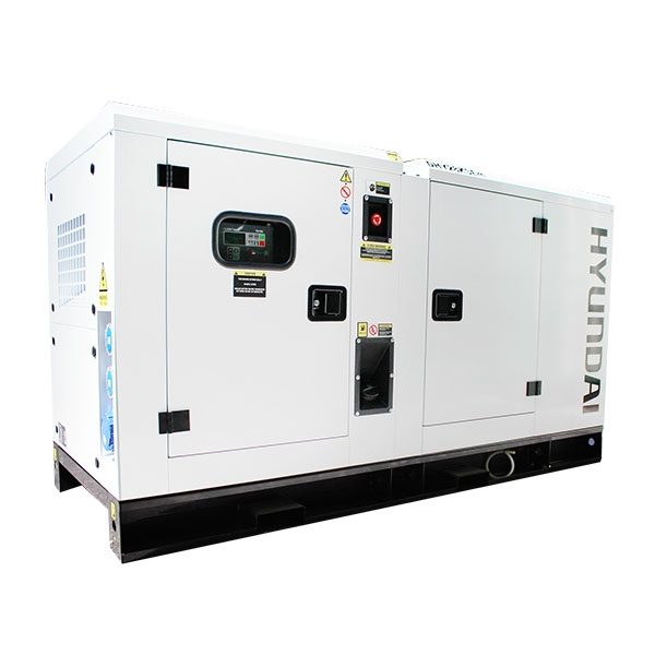 Hyundai DHY28KSEm 1500rpm 34kVA Single Phase Diesel Generator | Hyundai Power Equipment