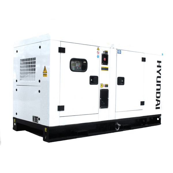 Hyundai DHY35KSEm 1500rpm 45kVA Single Phase Diesel Generator | Hyundai Power Equipment