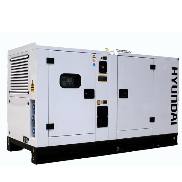 Hyundai DHY45KSE 1500rpm 45kVA Three Phase Diesel Generator | Hyundai Power Equipment