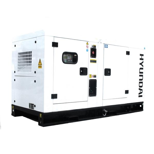 Hyundai DHY53KSEm 1500rpm 60kVA Single Phase Diesel Generator | Hyundai Power Equipment