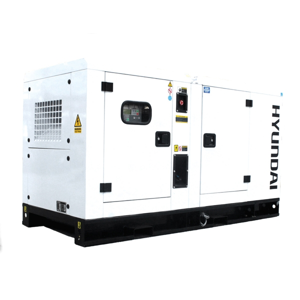 Hyundai DHY53KSEm 1500rpm 60kVA Single Phase Diesel Generator | Hyundai Power Equipment