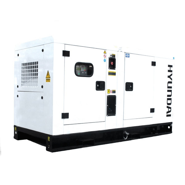 Hyundai DHY65KSE 1500rpm 60kVA Three Phase Diesel Generator | Hyundai Power Equipment