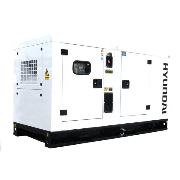 Hyundai DHY65KSE 1500rpm 60kVA Three Phase Diesel Generator | Hyundai Power Equipment