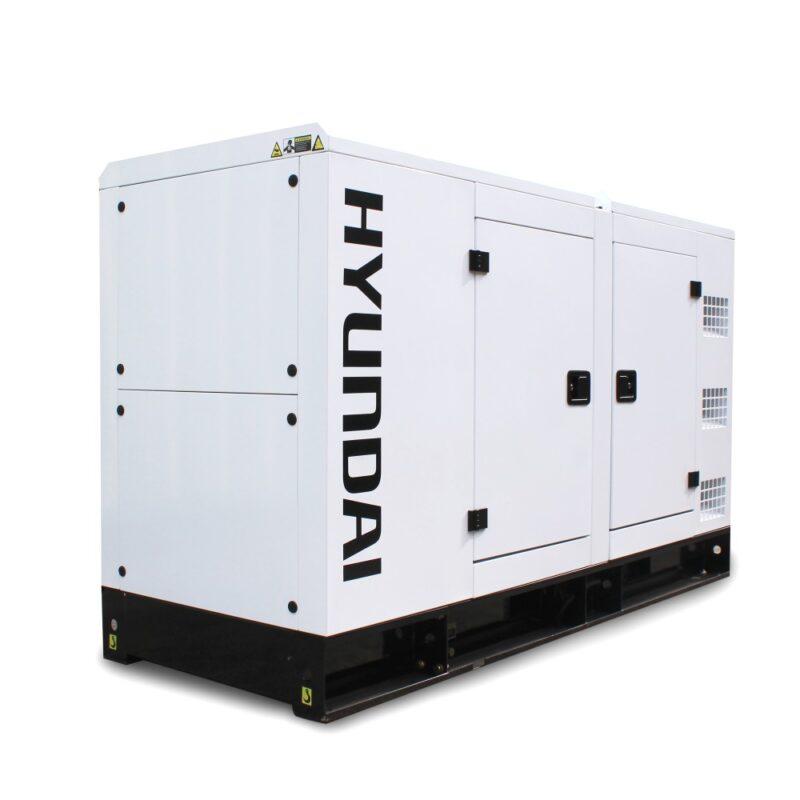 Hyundai DHY85KSE 85kVa/50Hz Three Phase Standby Generator | Hyundai Power Equipment
