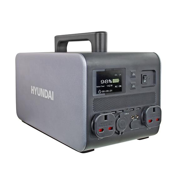 Hyundai HPS-1100 Portable Power Station   Hyundai Power Equipment