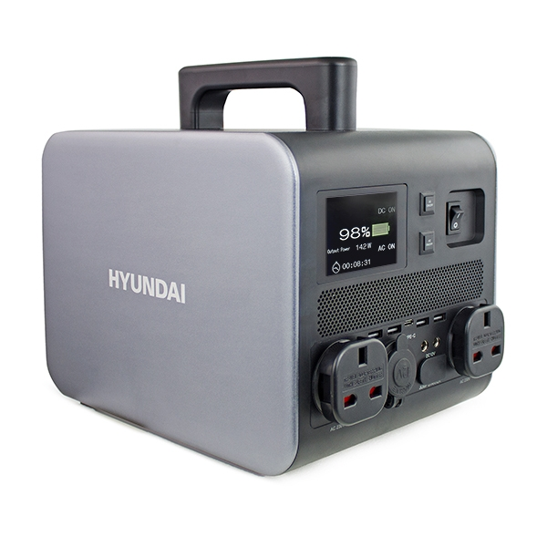 Hyundai HPS-300 Portable Power Station | Hyundai Power Equipment