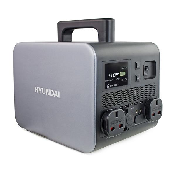 Hyundai HPS-300 Portable Power Station | Hyundai Power Equipment