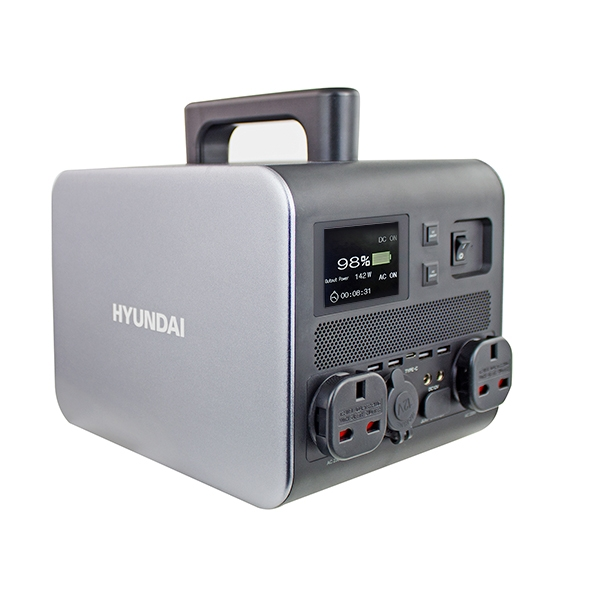 Hyundai HPS-600 Portable Power Station | Hyundai Power Equipment