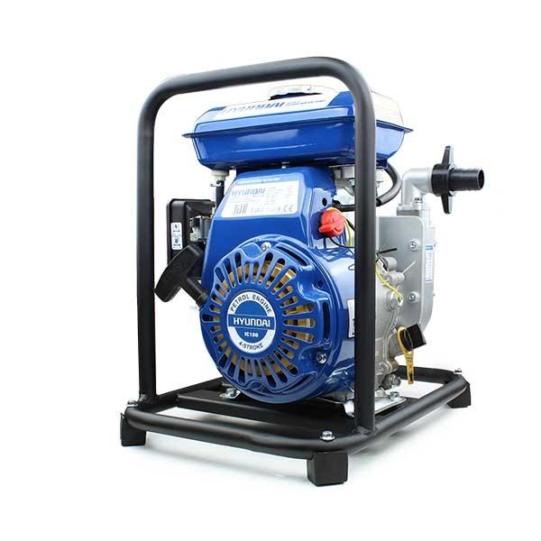 """Hyundai HY25-4 25mm / 1"""" Portable 4-Stroke Petrol Water Pump   Hyundai Power Equipment"""