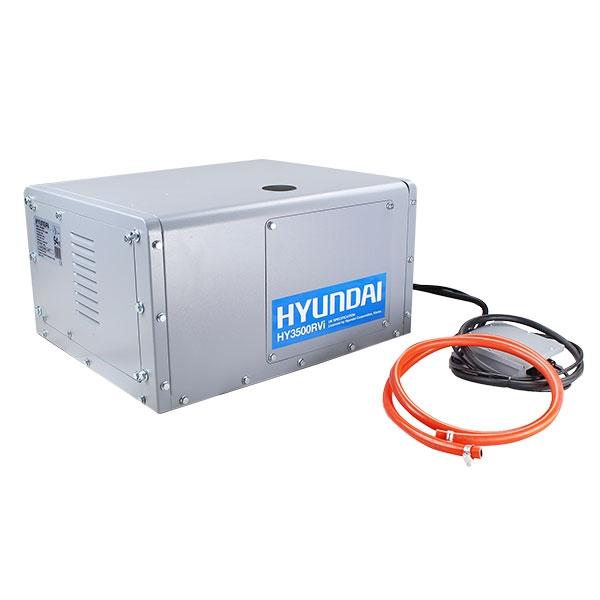 Hyundai HY3500RVi-LPG Motorhome RV Petrol Inverter Generator | Hyundai Power Equipment