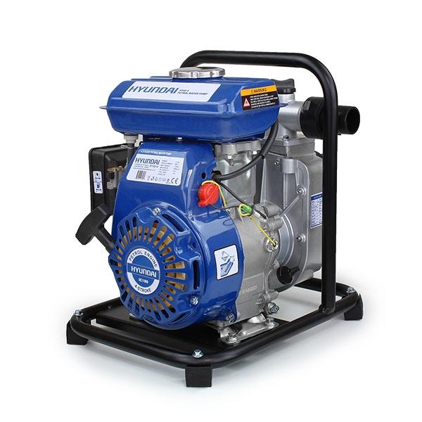 Hyundai HY40-4 4 Stroke Petrol Water Pump   Hyundai Power Equipment