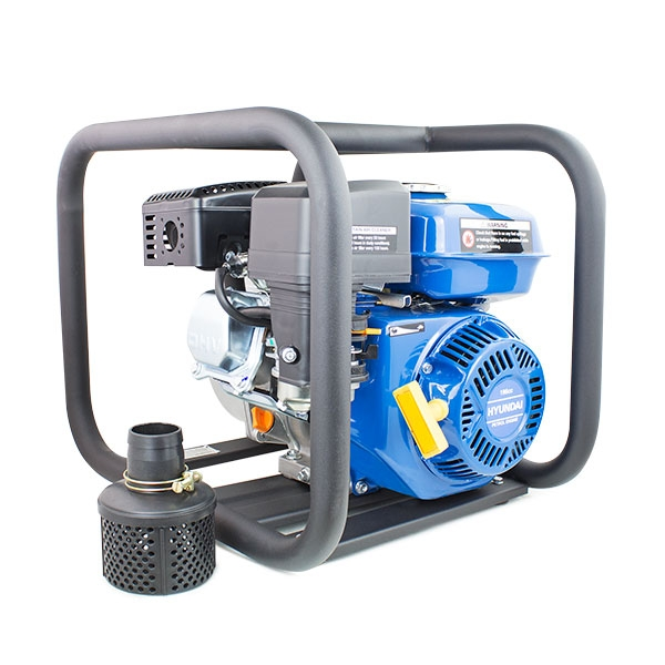 Hyundai HY50 163cc 5.5hp Professional Petrol Water Pump - 2