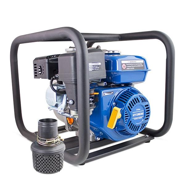 Hyundai HY80 212cc 6.5hp Professional Petrol Water Pump - 3/80mm Outlet