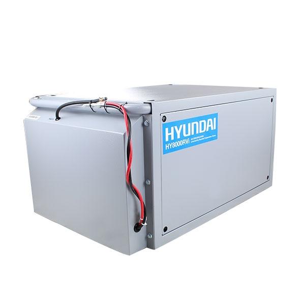 Hyundai HY8000RVi Motorhome RV Petrol Inverter Generator | Hyundai Power Equipment