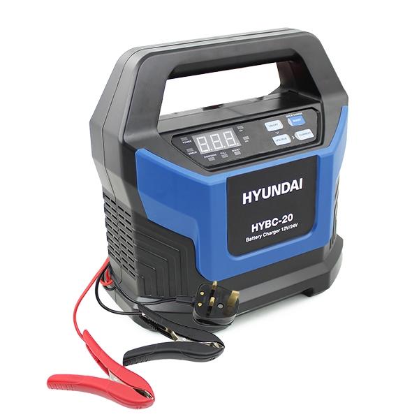 Hyundai HYBC-20 Battery Boost Charger 12v & 24v | Hyundai Power Equipment
