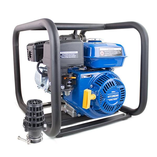 Hyundai HYC50 212cc Professional Chemical Water Pump - 2