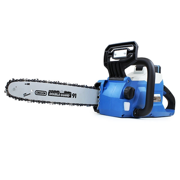 Hyundai HYC60LI-BARE 12 60v Lithium-ion Battery Chainsaw With Oregon Bar & Chain (Battery & Charger Not Included)