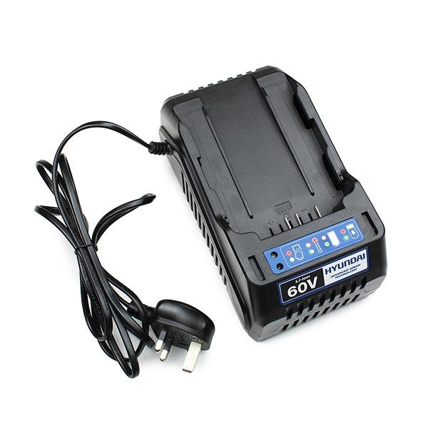 Hyundai HYCH602 Battery Charger For 60v & 120v Garden Machinery | Hyundai Power Equipment