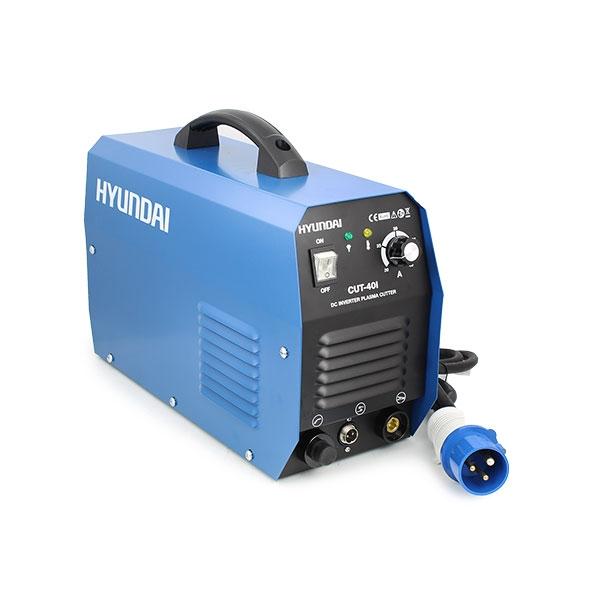 Hyundai HYCUT-40I 240V CUT Plasma Cutter | Hyundai Power Equipment