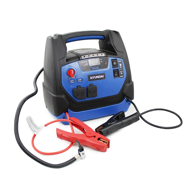 Hyundai HYJS-950 12v All In One Jump Starter With Air Compressor