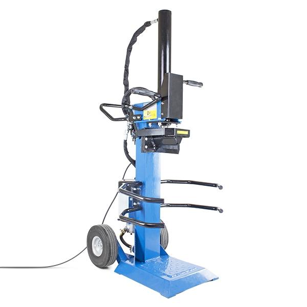 Hyundai HYLS8000V 3000w 8 Tonne Vertical Electric Log Splitter | Hyundai Power Equipment