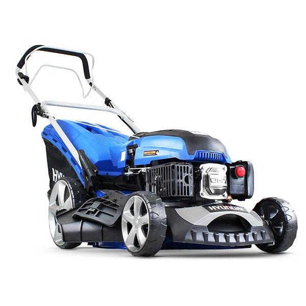 Hyundai HYM460SP Lawn Mower Self Propelled 18 460mm 46cm 139cc Petrol lawnmower - Includes 600ml Engine Oil