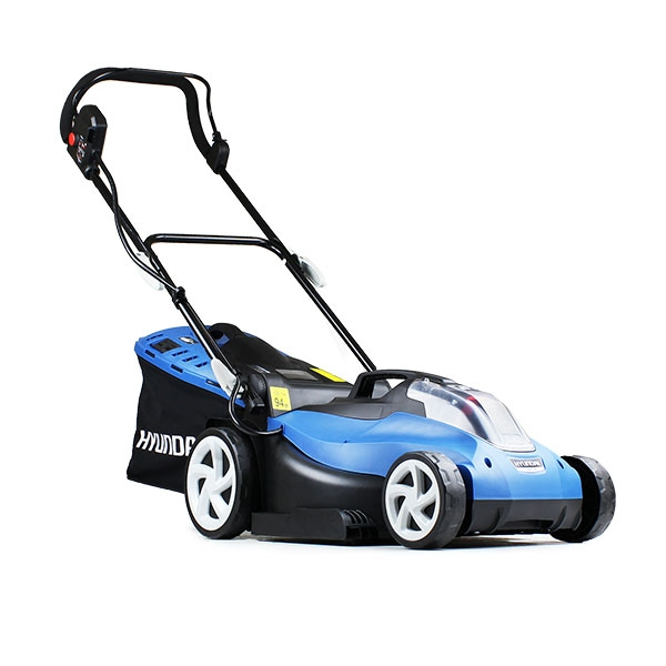 Hyundai HYM60LI420-BARE 60V Lithium Ion Cordless Battery Powered Roller Lawn Mower (Battery & Charger Not Included) | Hyundai Power Equipment