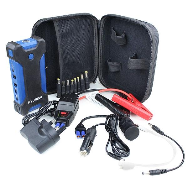 Hyundai HYPS-400 12V/400A Portable Power Bank And Jump Starter | Hyundai Power Equipment