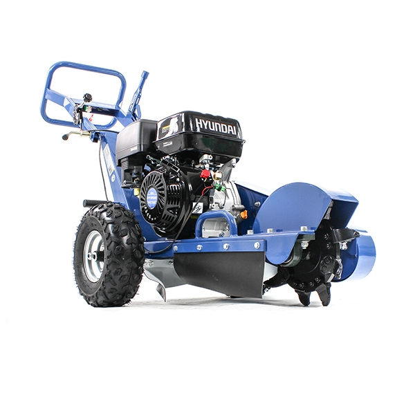 Hyundai HYSG150-2 14hp Petrol 4-Stroke Stump Grinder | Hyundai Power Equipment