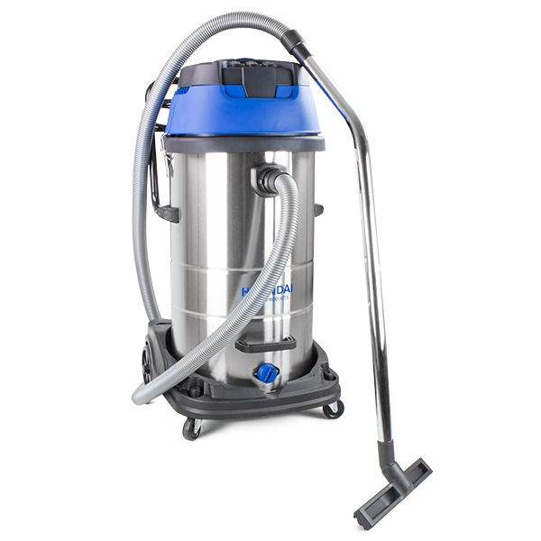 Hyundai HYVI10030 3000W Triple Motor 3 IN 1 Wet & Dry Electric HEPA Filtration Vacuum Cleaner | Hyundai Power Equipment
