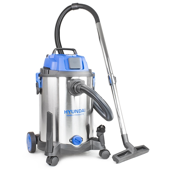 Hyundai HYVI3014 1400W 3 IN 1 Wet & Dry HEPA Filtration Electric Vacuum Cleaner | Hyundai Power Equipment