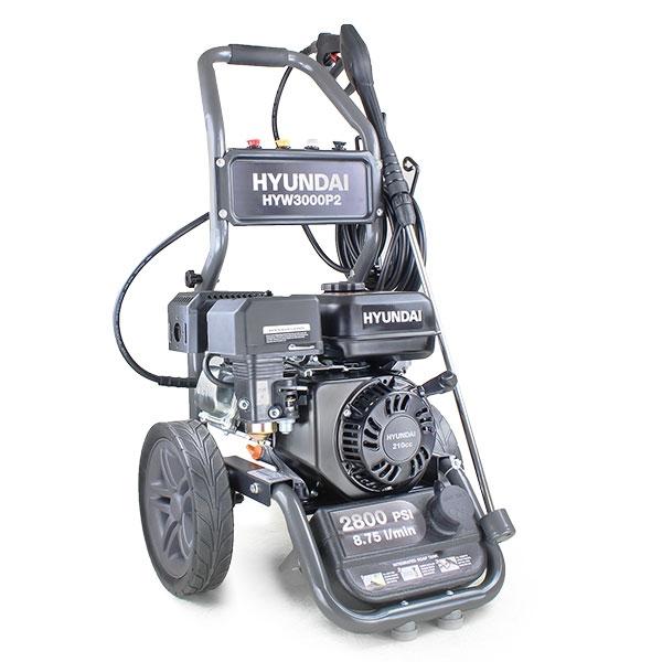 Hyundai HYW3000P2 2800psi 210cc 2800psi Petrol Pressure Washer | Hyundai Power Equipment