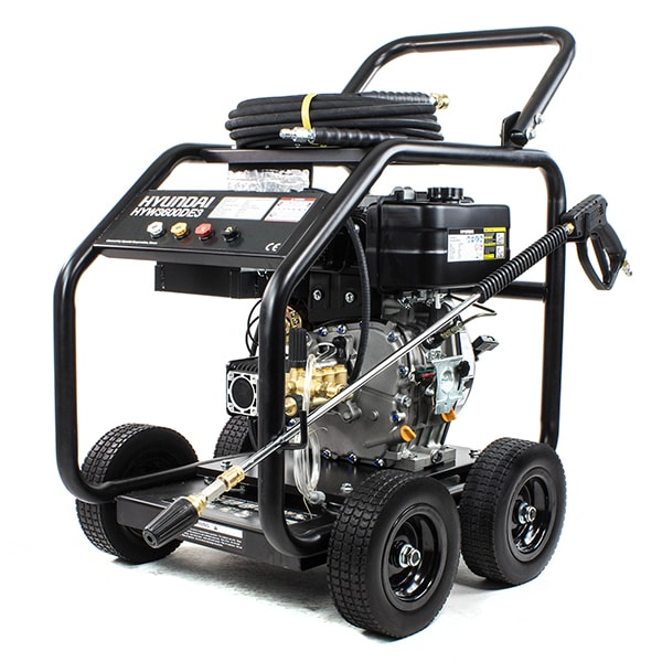 Hyundai HYW3600DE3 460cc Diesel Pressure Washer | Hyundai Power Equipment
