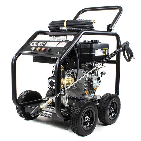 Hyundai HYW3600DE3 460cc Diesel Pressure Washer | Hyundai Power Equipment