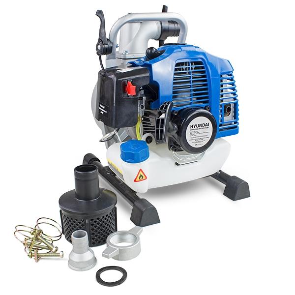 Hyundai HYWP4300X 43cc 2-Stroke 1.5 Inch Water Pump | Hyundai Power Equipment