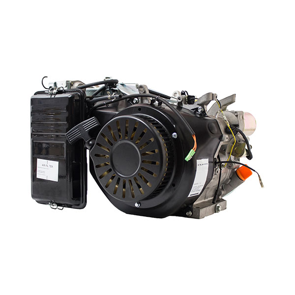 Hyundai IC420E Electric Start Petrol Engine   Hyundai Power Equipment