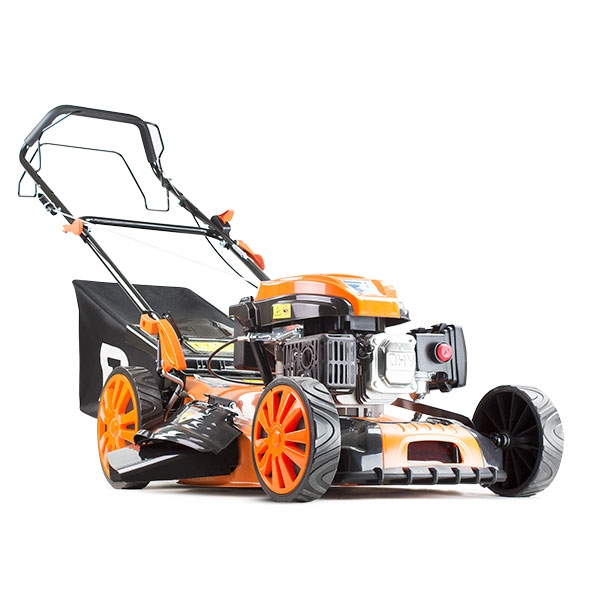 "P1 P5100SP Petrol Self Propelled Lawnmower 20"" 51cm 173cc Powered By HYUNDAI | Hyundai Power Equipment"
