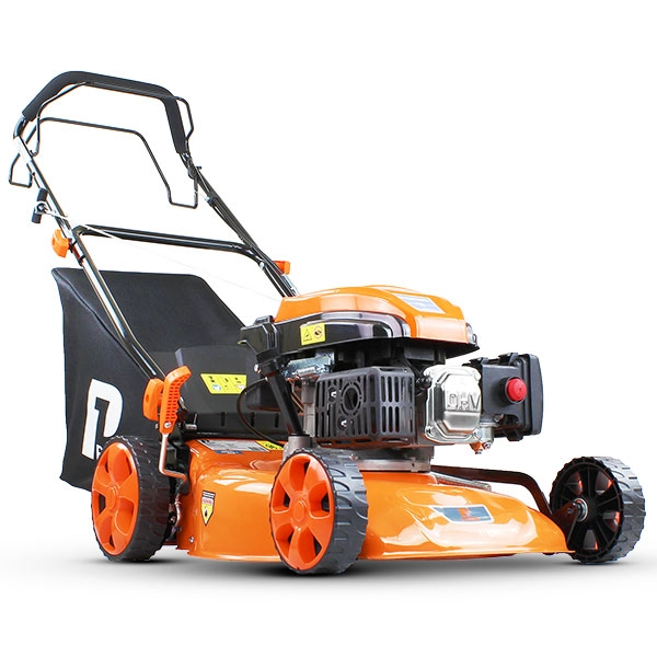 P1PE Hyundai Engine Self Propelled Petrol Lawnmower 18 46cm 460mm 139cc Lawn Mower Plus Free 600ml Oil 2 YEAR WARRANTY P4600SP