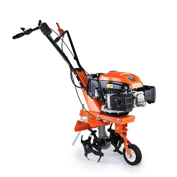 P1PE P140TE 139cc 2.5kW 4-Stroke Electric Start Petrol Garden Tiller